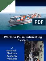 Wärtsilä Pulse Lubricating System to complete