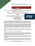4.6 Ley Procedimientos Administrativos 13abr09