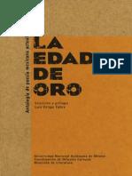 Antología de poesía mexicana actual