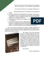 Leg Especial Penal Comentado - Vestcon