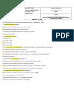 Primer Examen Parcial - I 2013 (Aspectos Legales)