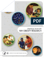 StrategicPlanforNIH Obesity Research Full-Report 2011