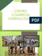 REFERENCIAS CENTROS COMERCIALES TALLER DE DISEÑO VI