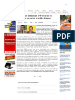 SiteBarra » Deputados estaduais enfrentarão ex-prefeito e vereador em São Mateus