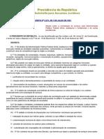 Decreto No 2.271