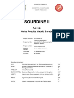 SOURDINE II - Noise Results Madrid-Barajas