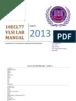 10ECL77 - VLSI Lab Manual CEC