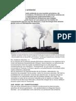 Sobre El Deterioro Ambiental