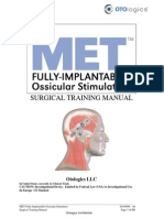 D104096 Rev M Surgical Training Manual PDF