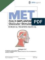D104096 Rev M Surgical Training Manual PDF