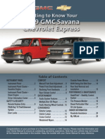 GMC Savana Getknow