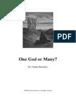 One God or Many