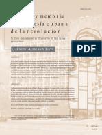 Alemany Bay, Carmen - Nación y memoria en la poesía cubana de la revolución