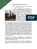 9 de Octubre Independencia de Guayaquil