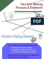 Elements of DM