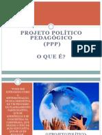 PROJETO POLÍTICO PEDAGÓGICO - SEC