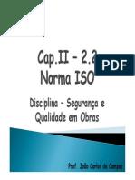 Cap.II - 2.2 - ISO 9000