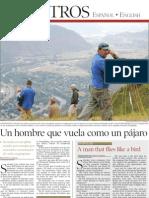 La Tribuna article