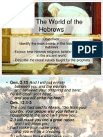 2 5 - the world of the hebrews