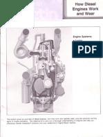 How Diesel Engine Works