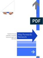 Way Forwards Network Brochure
