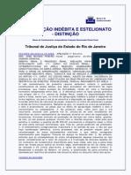 Apropr Indebita Estelionato Distincao