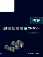 Varvel - Motorreductores Ejes Paralelos y Ortogonales MRN-MRO-MRV (1)