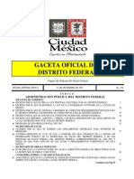 9.2 Reglamento Ley Proteccion Civil 21dic07