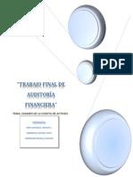 TRABAJO FINAL DE AUDITORÍA FINANCIERA