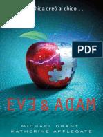 EVE & ADAM - Michael Grant y Katherine Applegate