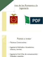 Grandes Obras de La Ingenieria Romana