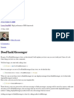 DooFlashMessenger « Learn DooPHP