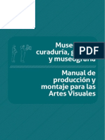 Manual Artes Visuales Mincultura