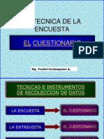 Clase 12 - Metodos y Tecnicas