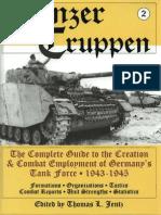 Schiffer Military History - Panzertruppen Vol.2 - Germany's Tank Force 1943-45