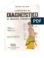 Diagnostico de Acupuntura