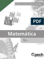 FOCALIZADO Algebra 2 y Cuadrilateros 2