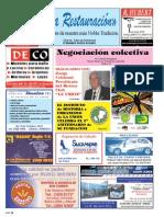 Mensuario La Restauracion N° 88 - Oct '13