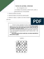 1 Oferta Sah Tactica in Ajutorul Strategiei Vol i