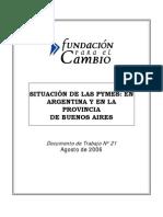 Situacion Pymes Argentina