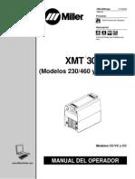 MANUAL XMT 304 ESPAÑOL