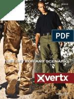 Vertx Catalog 2013 V.2