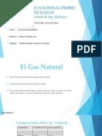 Licuefacion Del Gas Natural