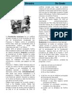 5to Grado - Bloque 1 (2013-2014)