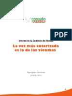 Informe Comision de Verdad
