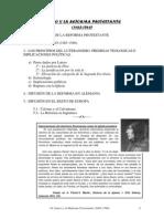 14 Lutero y La Reforma Protestante