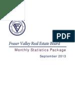 MLS Statistics - September 2013