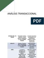 ANÁLISIS TRANSACCIONAL A.S.A