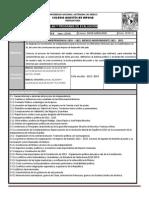 Programa de Evaluacion 2 HIST MEX 13 14