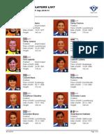 EHF EC Players 329 4479